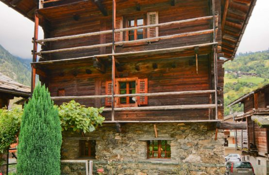 Belle Maison de village au Châble, Valais