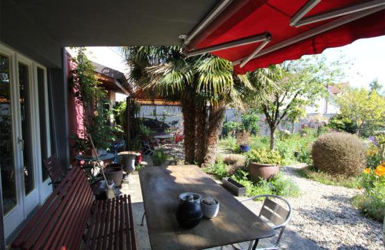Très bel appartement de charme avec jardin